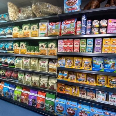 Paws & Claws Pet Supplies