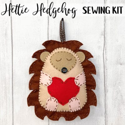 Fox and Bee Crafts