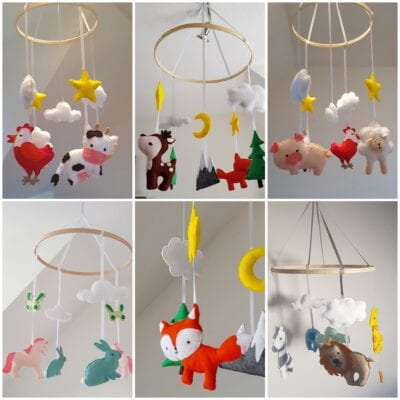 Felt and Paper by Larisa